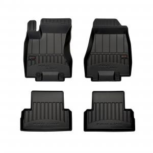 Covorase auto tip tavita 3D Nissan XTRAIL T31  fabricatie 2008 - 2013